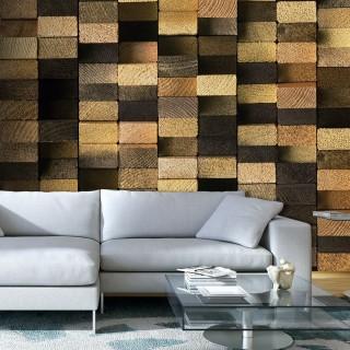 Φωτοταπετσαρία - Protected by the Wooden Weave