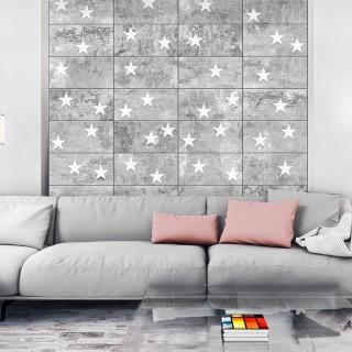 Φωτοταπετσαρία - Stars On Concrete