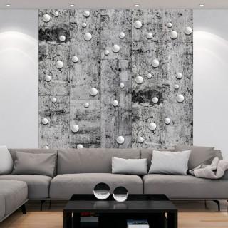 Φωτοταπετσαρία - Pearls on Concrete
