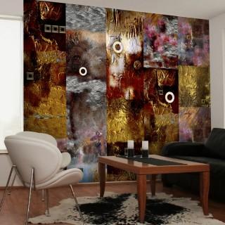 Φωτοταπετσαρία - Painted Abstraction