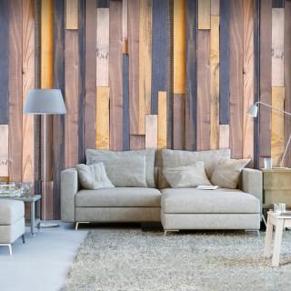 Φωτοταπετσαρία - Wooden Alliance