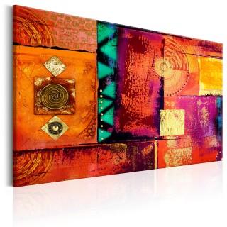 Πίνακας - Abstract Chaos
