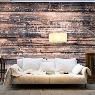 Αυτοκόλλητη φωτοταπετσαρία - Burnt Boards