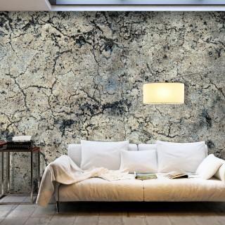 Αυτοκόλλητη φωτοταπετσαρία - Cracked Stone