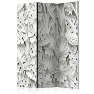 διαχωριστικό με 3 τμήματα - Alabaster Garden II [Room Dividers]