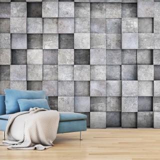 Φωτοταπετσαρία - Concrete Cube