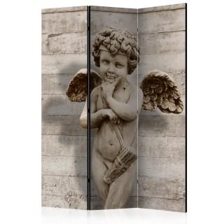 διαχωριστικό με 3 τμήματα - Angelic Face [Room Dividers]