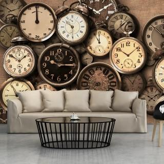 Φωτοταπετσαρία - Old Clocks