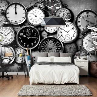 Φωτοταπετσαρία - Retro Clocks