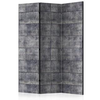 διαχωριστικό με 3 τμήματα -  Concrete Fortress [Room Dividers]