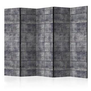 διαχωριστικό με 5 τμήματα -  Concrete Fortress II [Room Dividers]