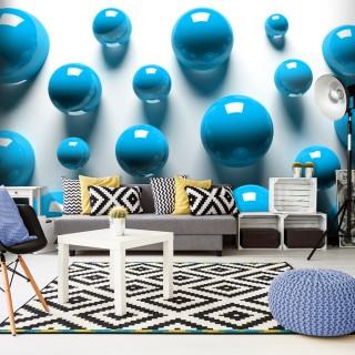 Φωτοταπετσαρία - Blue Balls