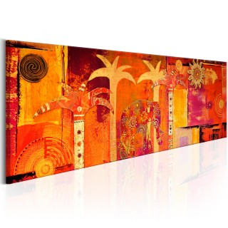 Πίνακας - African Collage