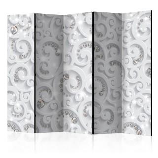 διαχωριστικό με 5 τμήματα - Abstract Glamor II [Room Dividers]