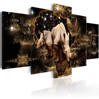 Πίνακας - Golden Rhino