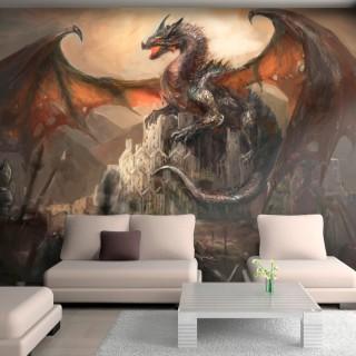 Φωτοταπετσαρία - Dragon castle