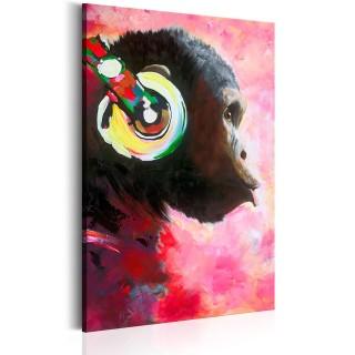 Πίνακας - Monkey Music