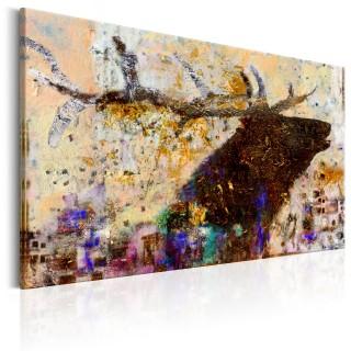 Πίνακας - Golden Stag