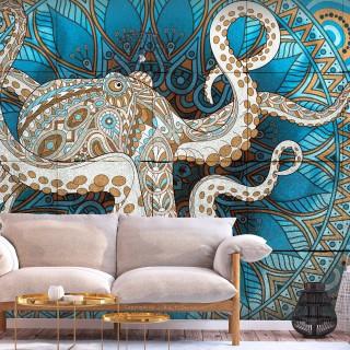 Φωτοταπετσαρία - Zen Octopus
