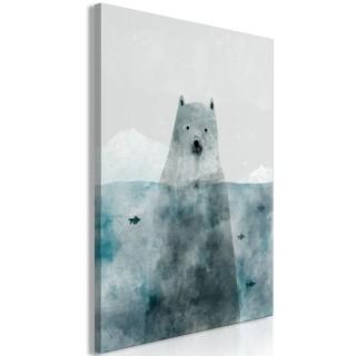 Πίνακας - Polar Bear (1 Part) Vertical