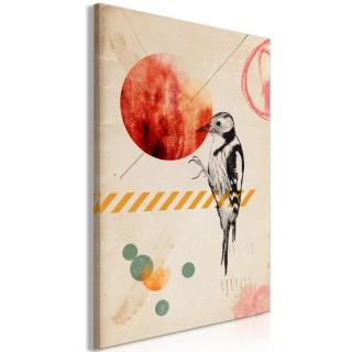 Πίνακας - Bird Mail (1 Part) Vertical