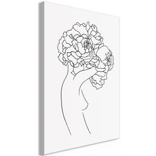 Πίνακας - Gardener (1 Part) Vertical