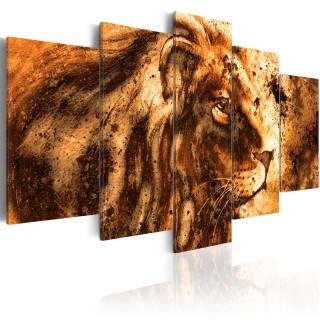 Πίνακας - Beautiful Lion
