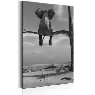 Πίνακας - Resting Elephant