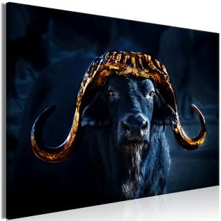 Πίνακας - Golden Horns (1 Part) Wide