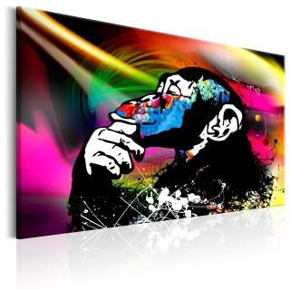 Πίνακας - Monkey Disco