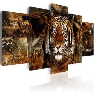 Πίνακας - Golden Jungle