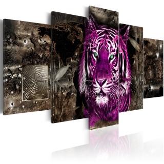 Πίνακας - Purple King