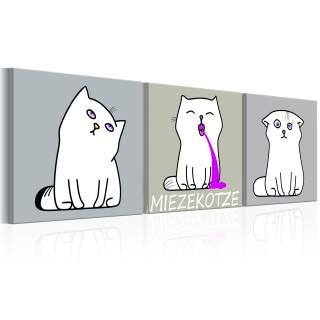 Πίνακας - Miezekotze: Cat Trio
