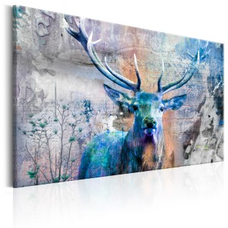 Πίνακας - Blue Deer