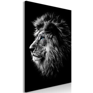 Πίνακας - Blue-eyed Lion (1 Part) Vertical