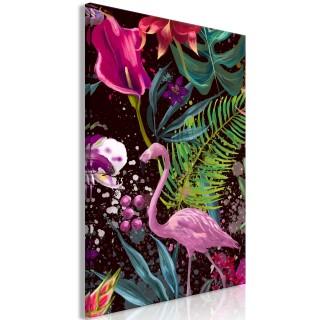 Πίνακας - Flamingo Land (1 Part) Vertical