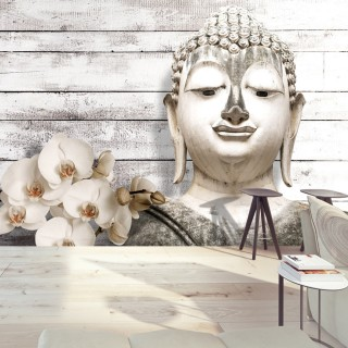 Φωτοταπετσαρία - Smiling Buddha