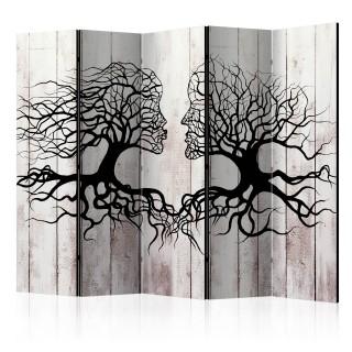 διαχωριστικό με 5 τμήματα - A Kiss of a Trees II [Room Dividers]
