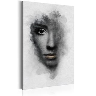 Πίνακας - Grey Portrait
