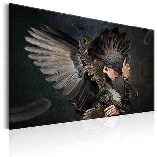 Πίνακας - Warrior Of Darkness