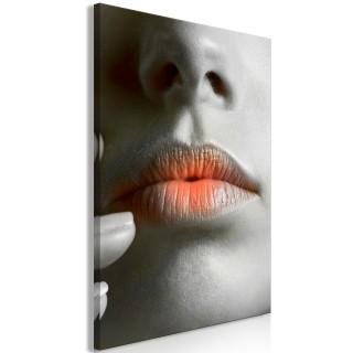Πίνακας - Hot Lips (1 Part) Vertical