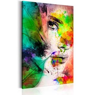 Πίνακας - Colors of Feminity