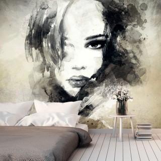 Φωτοταπετσαρία -  Mysterious Girl