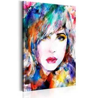 Πίνακας - Rainbow Girl