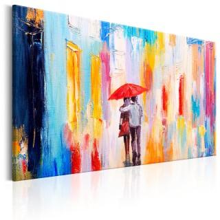 Πίνακας - Under the Love Umbrella