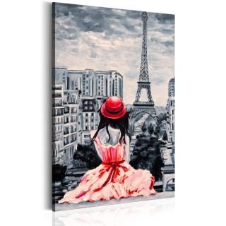 Πίνακας - Romantic Paris