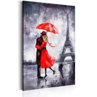 Πίνακας - Love in Paris
