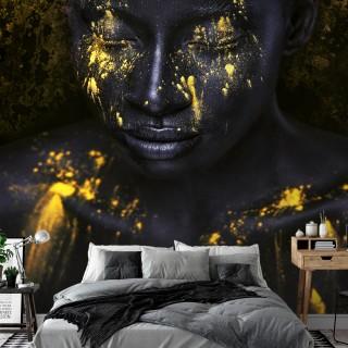 Φωτοταπετσαρία - Bathed in Gold