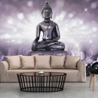 Αυτοκόλλητη φωτοταπετσαρία - Amethyst Buddha