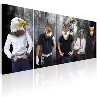 Πίνακας - Animal Faces